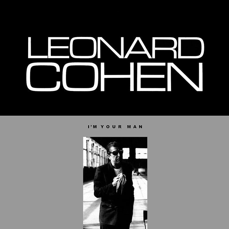 Leonard Cohen / I'm Your Man(2016 Vinyl)(李歐納孔 / 我是你的男人(2016LP黑膠唱片))