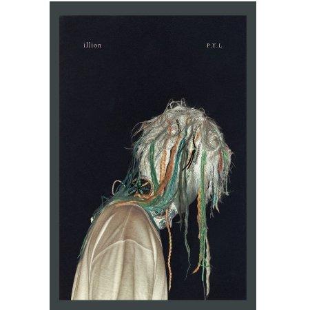 illion 伊立恩 / P.Y.L 進口初回限定盤(CD+DVD+Artbook Album)