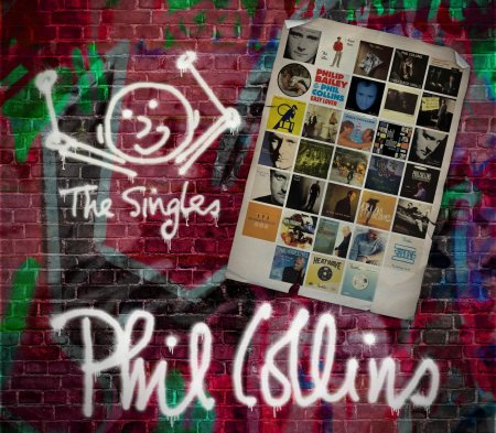 PHIL COLLINS / THE SINGLES (3CD)(『流行音樂天才』菲爾柯林斯 /跨世紀超級精選 (3CD))