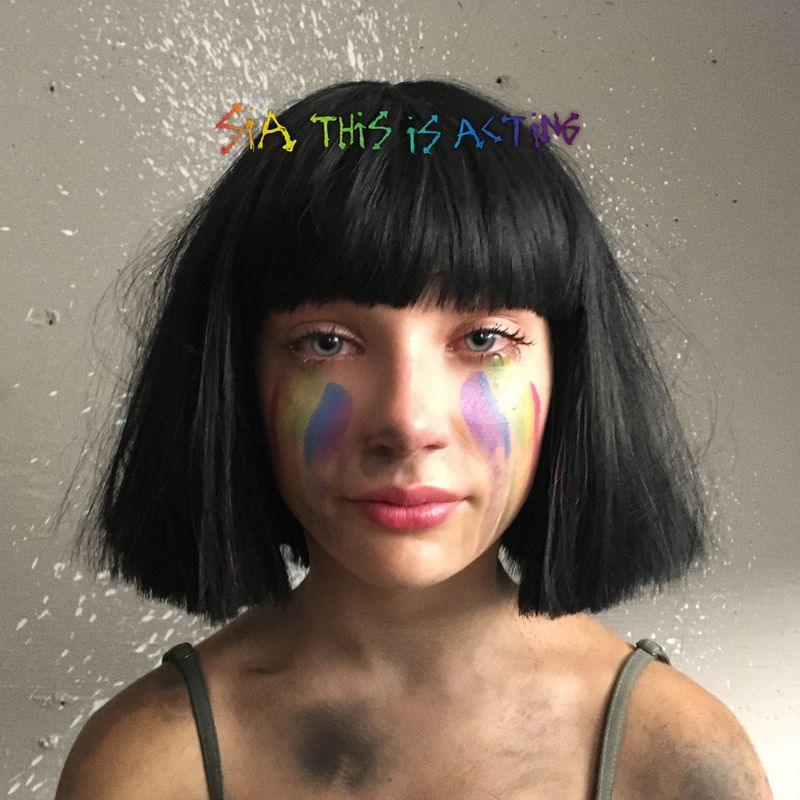 Sia / This Is Acting Deluxe Edition(不露臉天后 希雅 / 超有戲 強大豪華版)