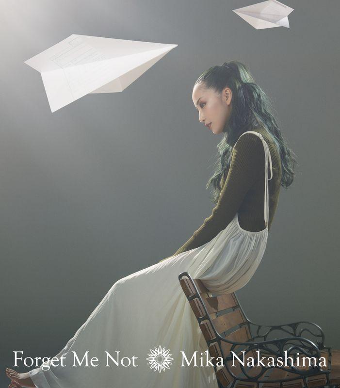 中島美嘉  Forget Me Not勿忘我 ^(通常盤^) ^(CD^)