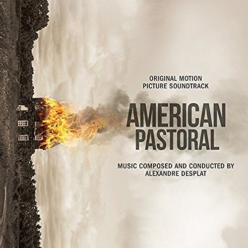 Alexandre Desplat/American Pastoral (Original Motion Picture Soundtrack)(亞歷山卓‧戴斯培/ 美國心風暴 電影原聲帶 (CD))