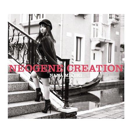 水樹奈奈 / NEOGENE CREATION 創世新紀(CD+DVD+Photobook)