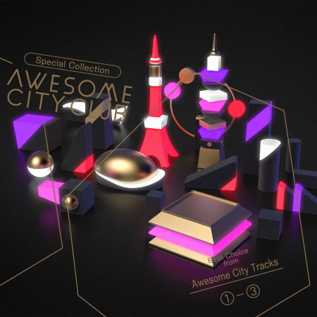 Awesome City Club《Awesome City Club Special Collection》(CD)