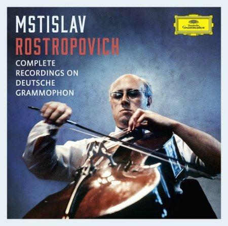 羅斯托波維契環球錄音全集 (37CD)