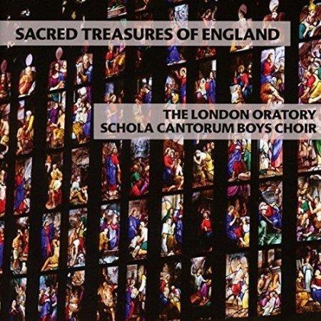 神聖寶藏─最美英國聖歌集  倫敦司鐸祈禱會兒童合唱團