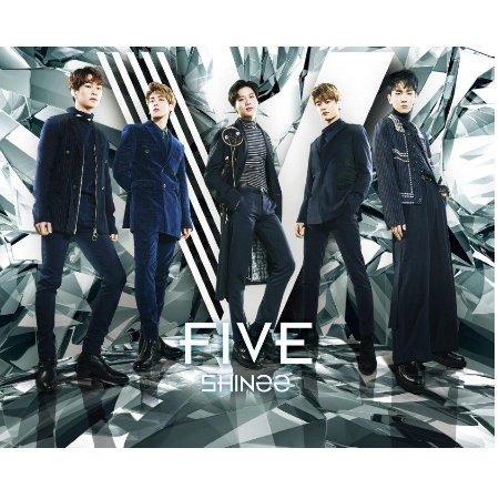 SHINee / Five【CD+DVD】