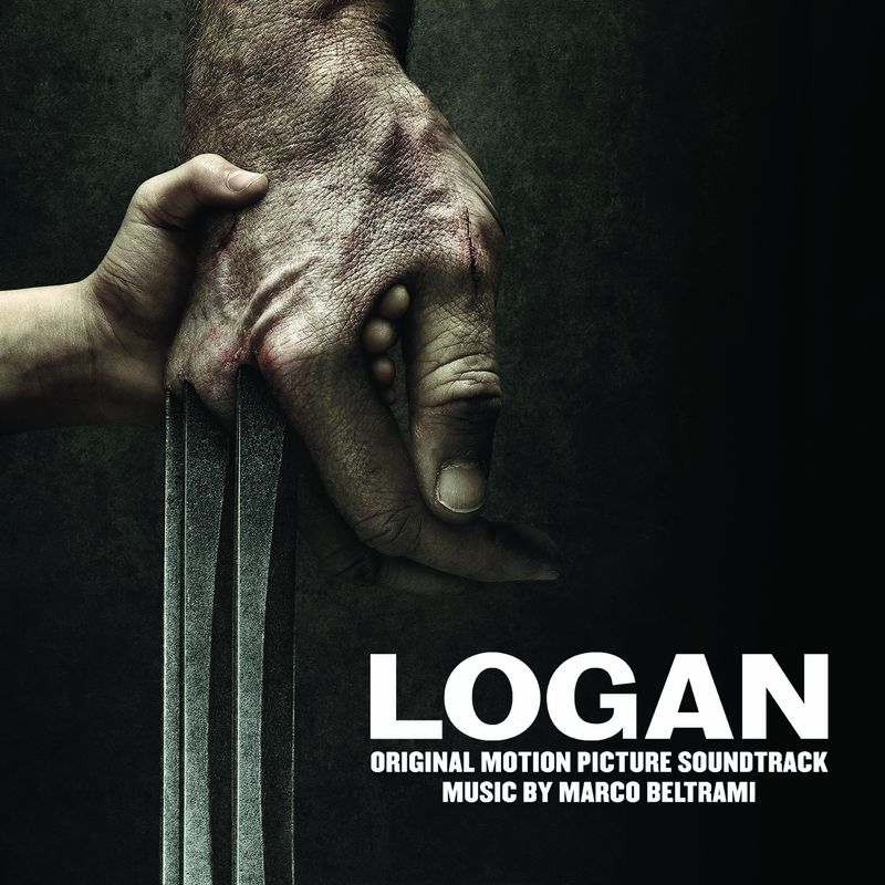 Marco Beltrami / Logan (Original Motion Picture Soundtrack)(馬可‧貝爾崔米 / 羅根 / 電影原聲帶 (CD))