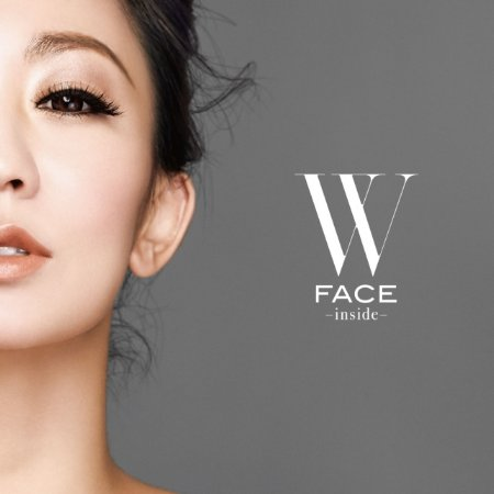 倖田來未 / W FACE-inside- 初回版 (CD+DVD)