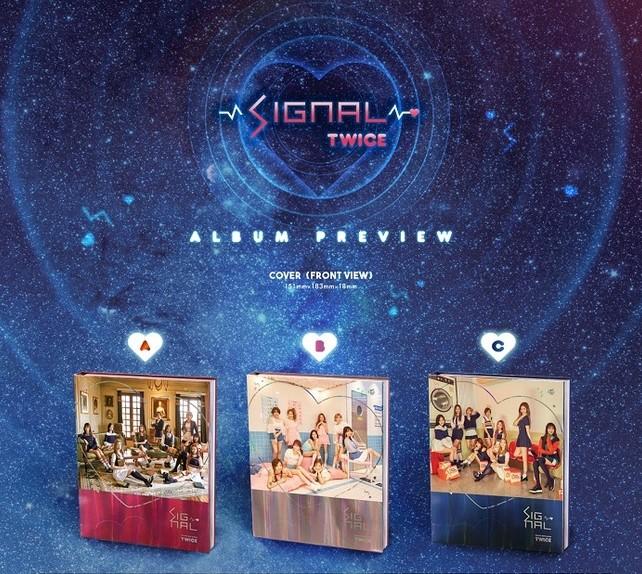Twice / 第四張迷你專輯「SIGNAL」(韓國進口版)