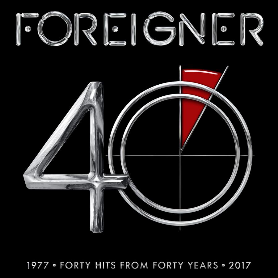 外國人合唱團  四十週年  新歌  2CD