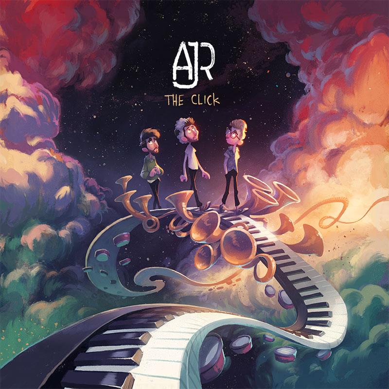 AJR / 奇聲異響 (CD)(AJR / The Click)