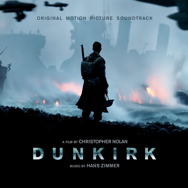 Hans Zimmer / Dunkirk (Original Motion Picture Soundtrack)(電影原聲帶 / 漢斯‧季默 / 敦克爾克大行動 (CD))