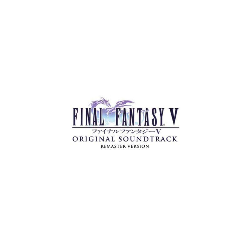 FINAL FANTASY V Original Soundtrack Remaster