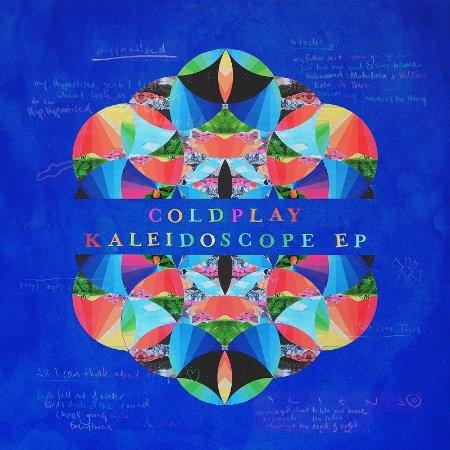 酷玩樂團 / 萬花筒 (2017全新創作EP)(Coldplay / Kaleidoscope (EP))