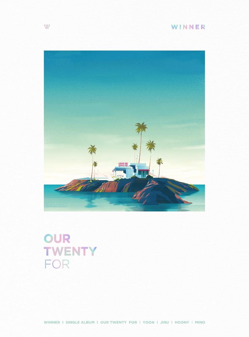 WINNER / OUR TWENTY FOR [FOR YOUTH] 版本 (CD)