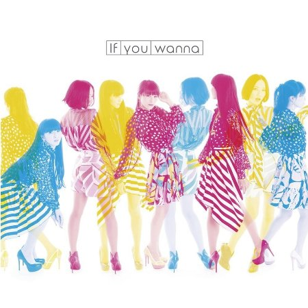 Perfume / If you wanna CD+DVD 完全生產限定盤