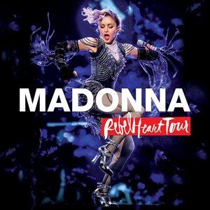 瑪丹娜 / 心叛逆世界巡迴演唱會 歐洲進口版 (2CD)(Madonna / Rebel Heart Tour 2CD)