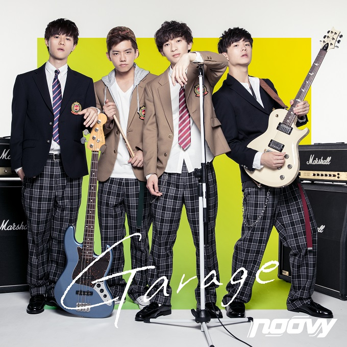 noovy / Garage【CD+DVD初回盤】(noovy / Garage)