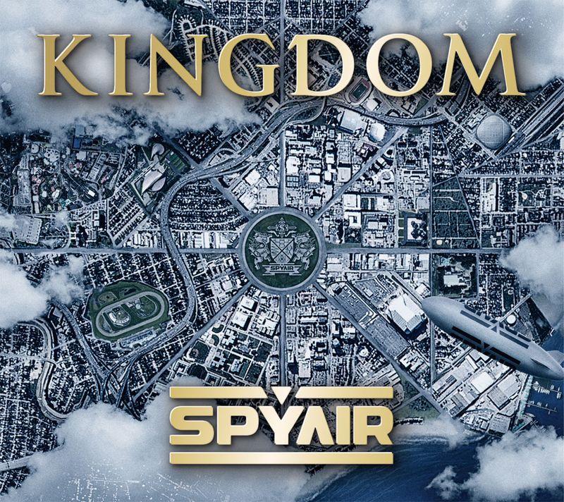 SPYAIR / KINGDOM【CD+DVD初回盤A】(SPYAIR / KINGDOM (CD+DVD))