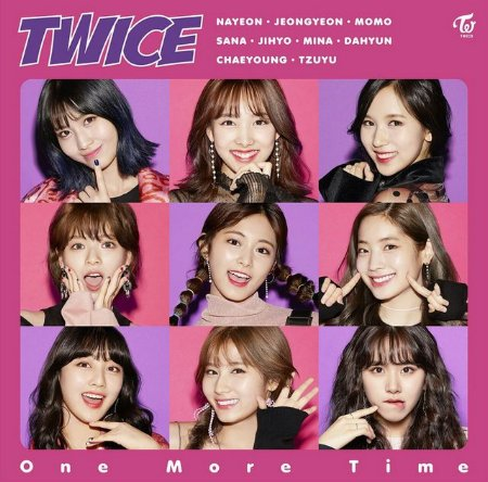 TWICE  One More Time 普通盤