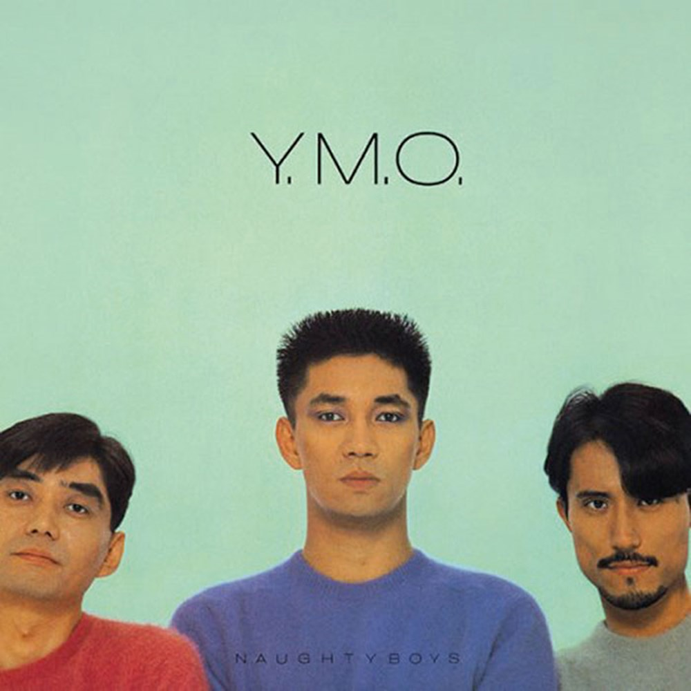 黃色魔術交響樂團 / 頑皮的男孩 & 樂器 (180g 2LP)(Yellow Magic Orchestra / Naughty Boys & Instrumental (180g 2LP))