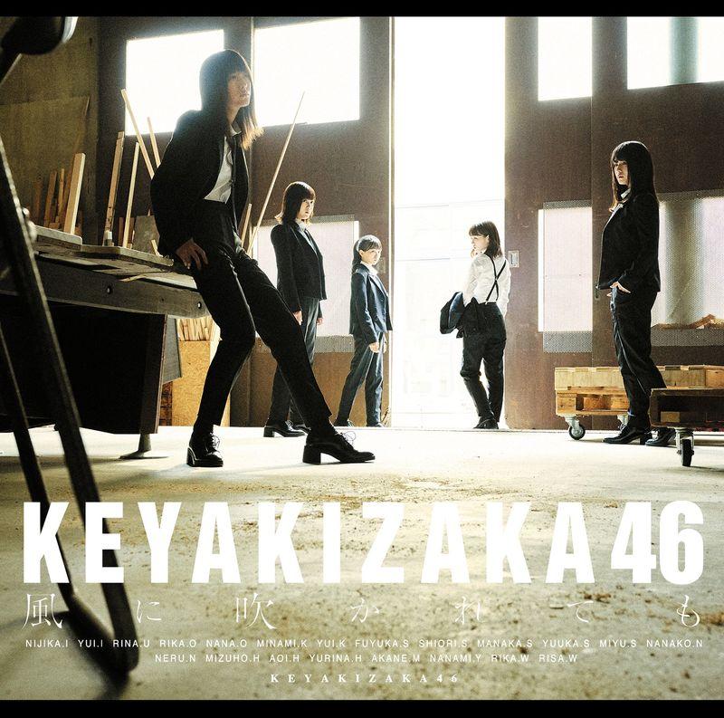 欅坂46 / 就算風吹【Type C CD+DVD】(Keyakizaka46 / Kazeni Fukaretemo (Type C))