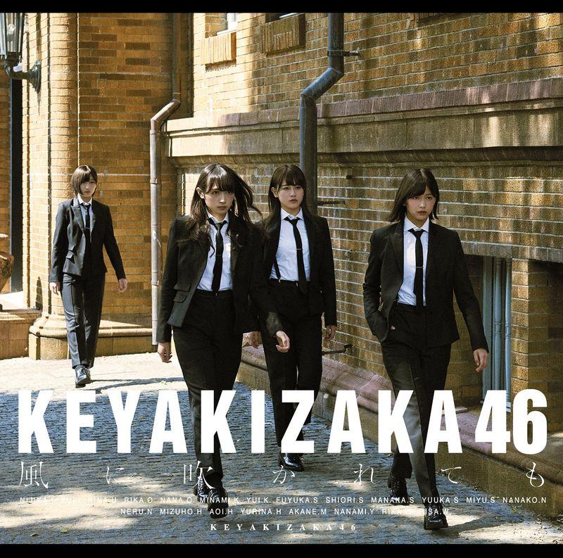 欅坂46 / 就算風吹【Type D CD+DVD】(Keyakizaka46 / Kazeni Fukaretemo (Type D)
