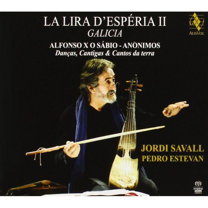 約第.沙瓦爾  西班牙中世紀音樂第二集:加利西亞