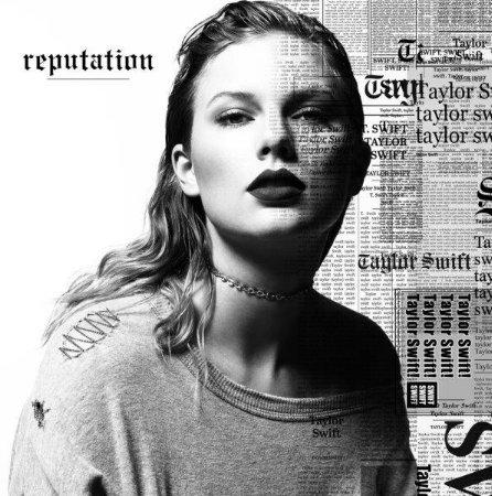 泰勒絲 / 舉世盛名 (台壓盤)(Taylor Swift / reputation)