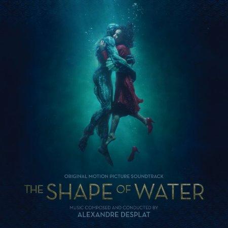 電影原聲帶 / 水底情深(THE SHAPE OF WATER : ORIGINAL MOTION PICTURE SOUNDTRACK)