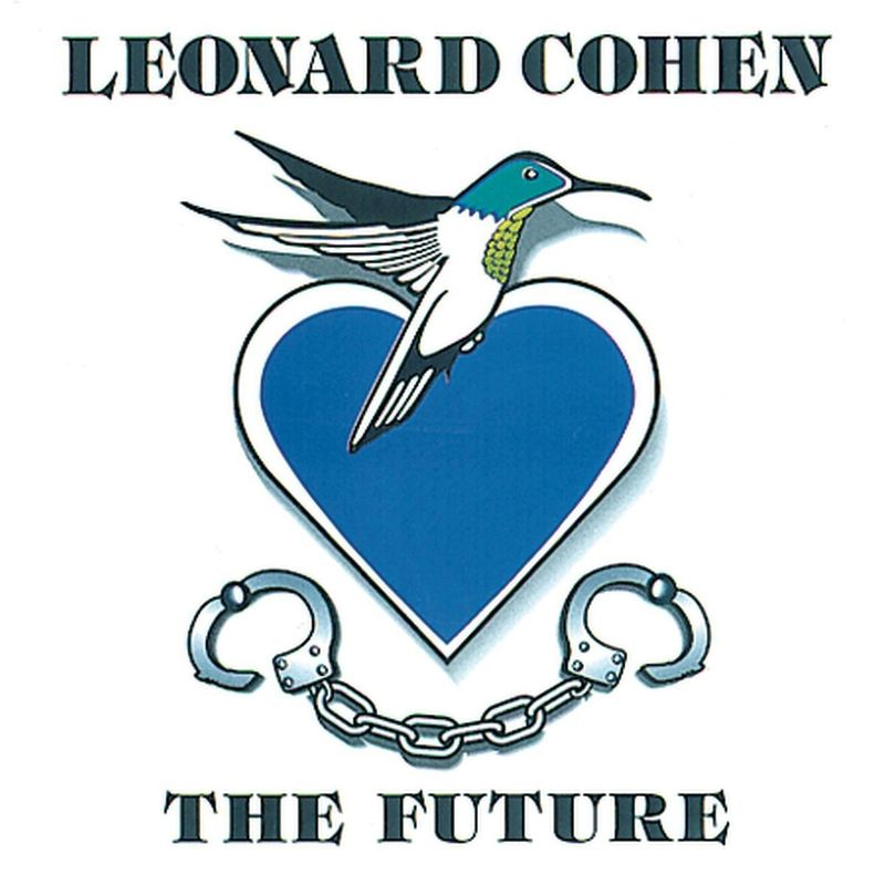 李歐納孔 / 未來 (黑膠LP)(Leonard Cohen / The Future (Vinyl))