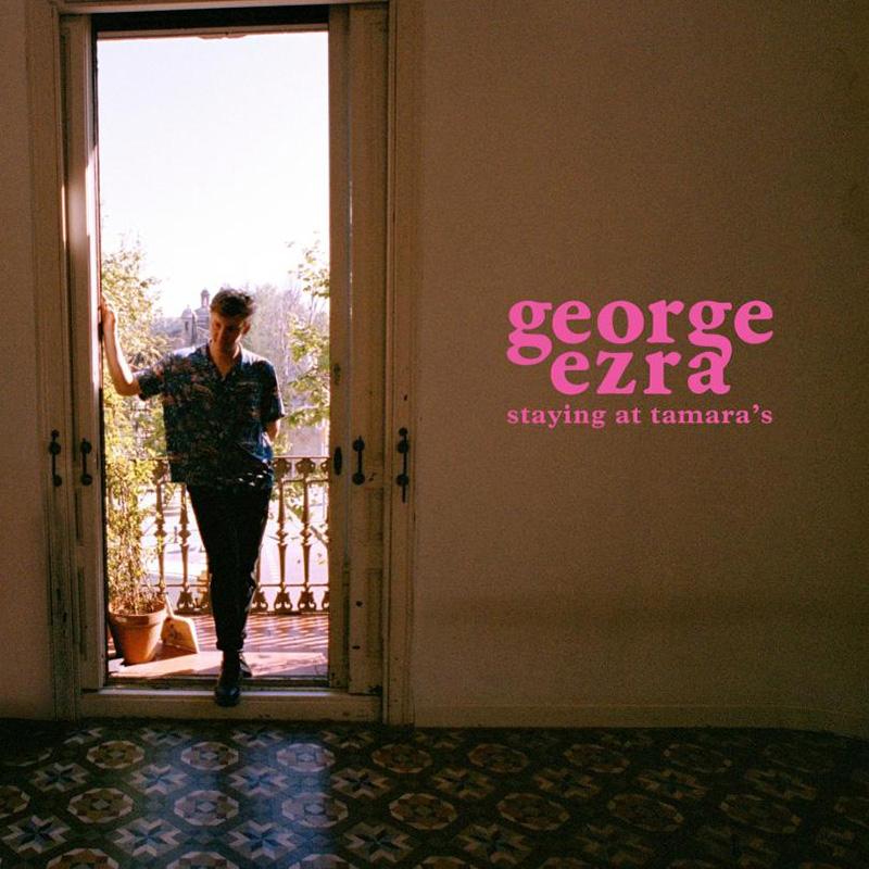 喬治艾茲拉 / 駐足停留 (黑膠唱片LP)(George Ezra / Staying At Tamara's (Vinyl))