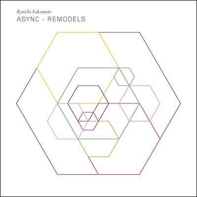 RYUICHI SAKAMOTO坂本龍一 / Async Remodels (Remix Album) (CD)