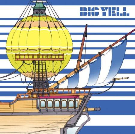 柚子 / BIG YELL (CD+DVD)