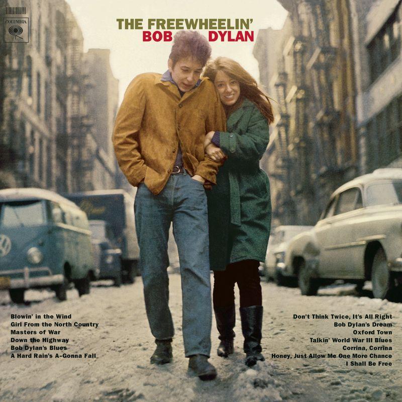 巴布狄倫 / 自由自在的巴布狄倫 (2018 黑膠LP)(Bob Dylan / The Freewheelin' Bob Dylan)