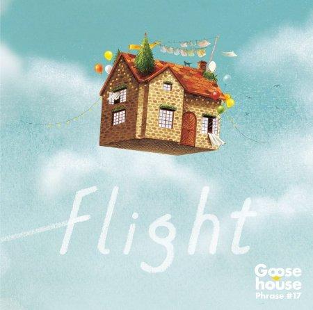 Goose house / Flight【2CD初回盤】