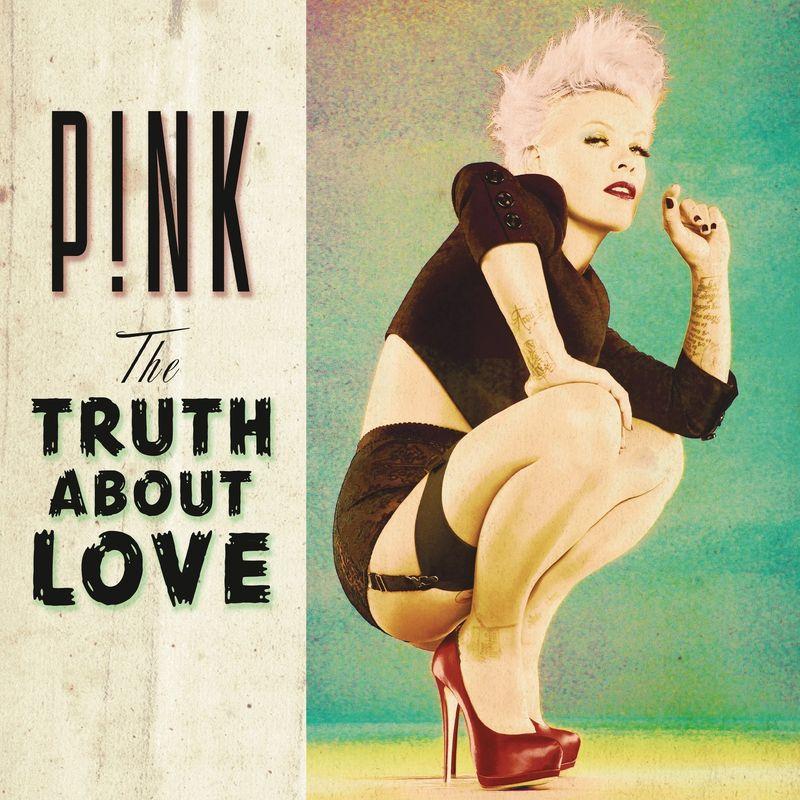 紅粉佳人 / 有愛有真相 (薄荷綠雙彩膠2LP)(P!nk / The Truth About Love)