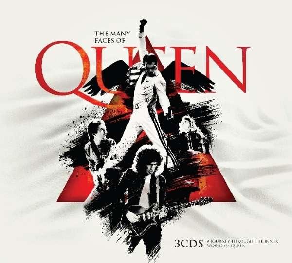 合輯 / 你有所不知的皇后合唱團 (美版進口版 / 3CD)(V.A. / The Many Faces Of Queen)