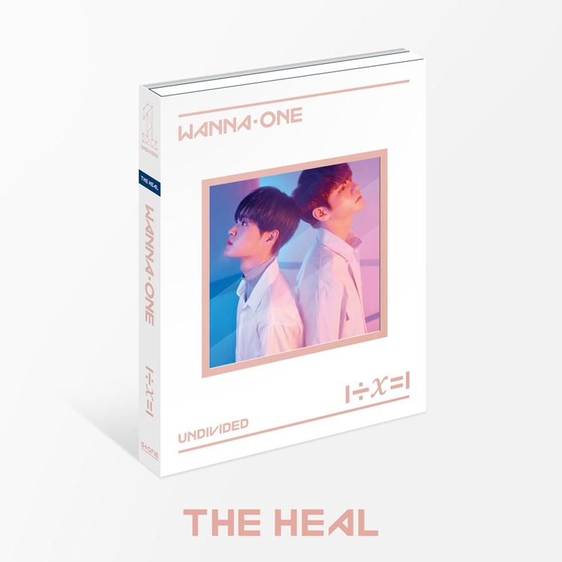 WANNA ONE / 1÷X=1 (UNDIVIDED)【The Heal小分隊版-台灣獨占贈品盤】(CD)