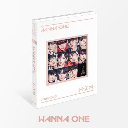 WANNA ONE / 1÷X=1 (UNDIVIDED)【Wanna One全員版-台灣獨占贈品盤】