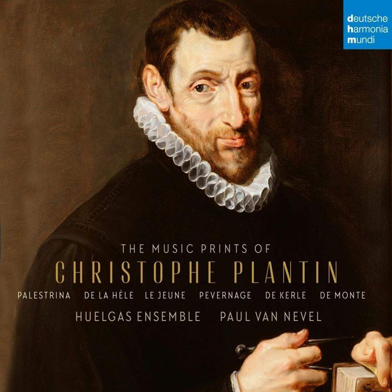克里斯多夫‧普朗坦文藝復興複音合唱樂譜集 / 修加斯合唱團 (CD)(The Music Prints of Christophe Plantin / Huelgas Ensemble)