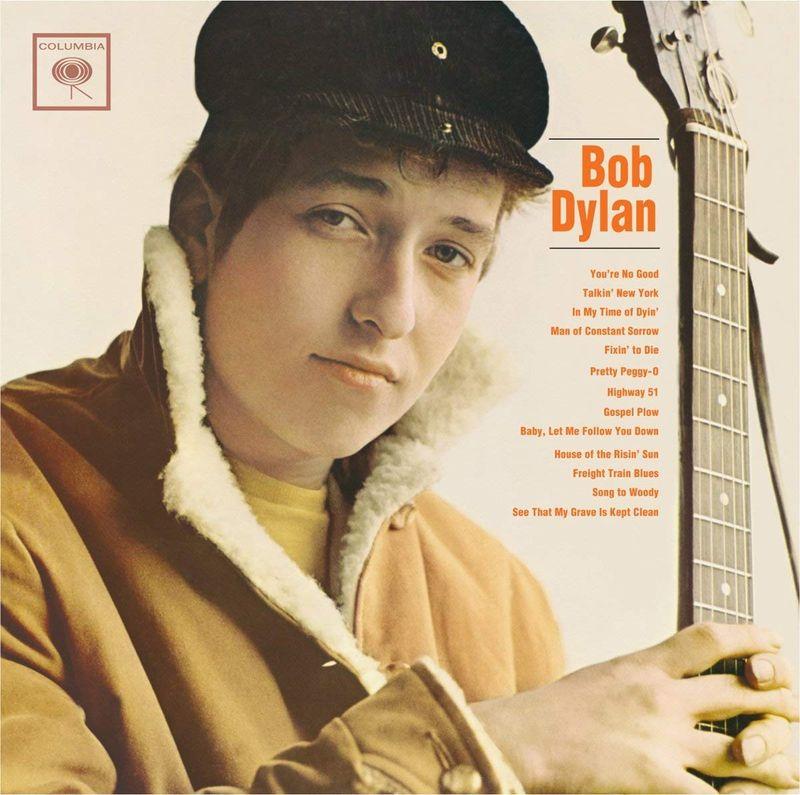 巴布狄倫 / 同名專輯(2018黑膠LP)(Bob Dylan / Bob Dylan)