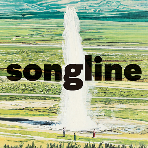 QURULI團團轉樂團 / songline (初回盤CD+DVD)(QURULI《songline》)