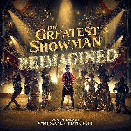 電影原聲帶 / 大娛樂家 電影原聲帶 全球慶功版 (歐洲進口盤)(O.S.T. / The Greatest Showman: Reimagined)