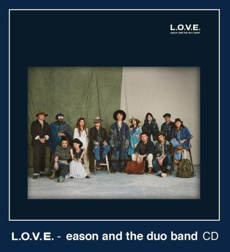 陳奕迅 / 《L.O.V.E.》(CD)(Eason / 《L.O.V.E.》)