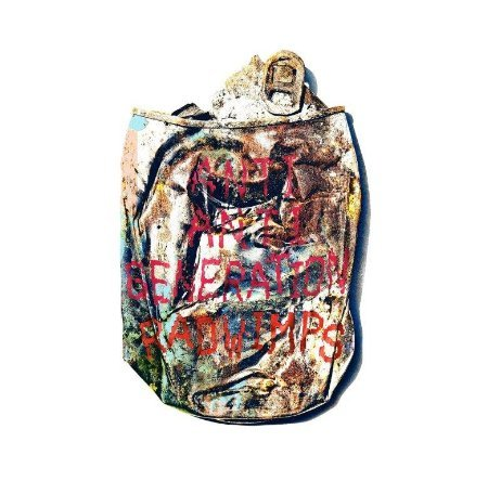 RADWIMPS / ANTI ANTI GENERATION 初回限定盤 (CD+DVD)