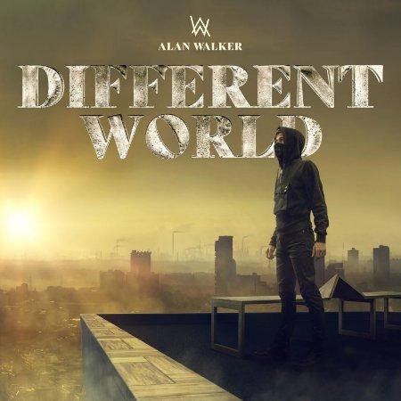 覆面系天才DJ 艾倫沃克 / 理想世界(Alan Walker / Different World)