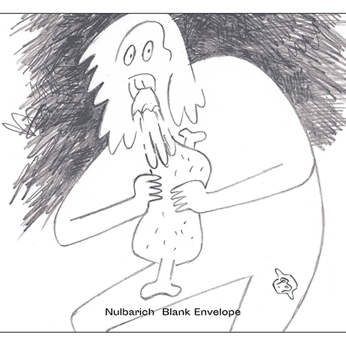 Nulbarich / Blank Envelope 空白信封(Nulbarich / Blank Envelope)
