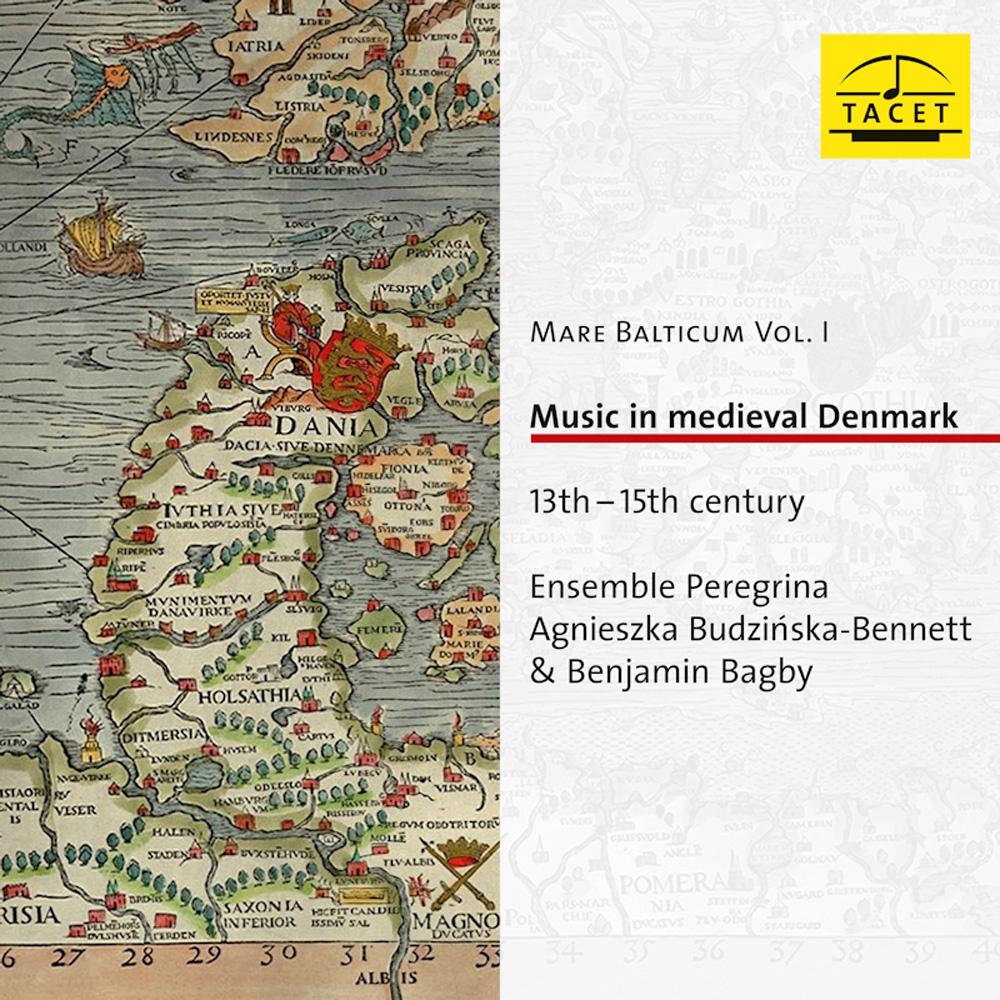 1 3至15中世紀丹麥音樂 佩雷格里納樂團 班傑明.貝格比